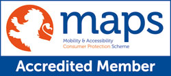MAPS Accredited Member Logo
